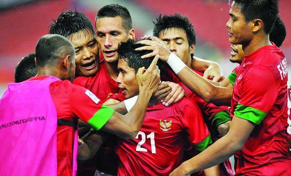 Ujicoba, dan Jadwal Timnas Indonesia di Kualifikasi Piala Asia 2015