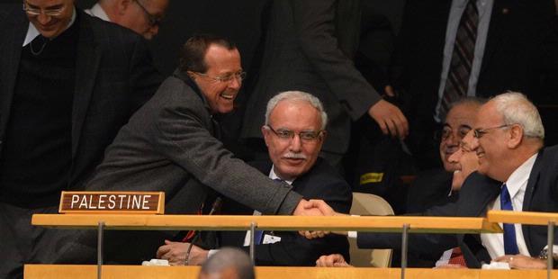 PBB Mengakui Status Palestina Menjadi Negara