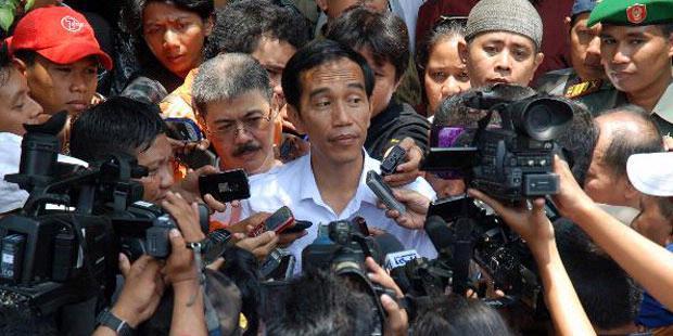 Jokowi: Habibie-Ainun Sangat Romantis