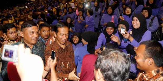 Jokowi, Obama, Hillary 'Bersaing' Rebut Person of the Year