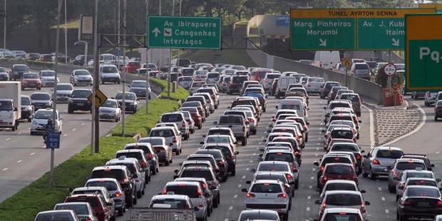 Lima Kemacetan Lalu Lintas Terparah di Dunia