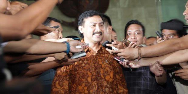 Andi Mallarangeng, Menteri Aktif Pertama yang Dijerat KPK