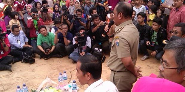"""Jokowi Ancam Camat dan Lurah yang Tak """"Blusukan"""""""