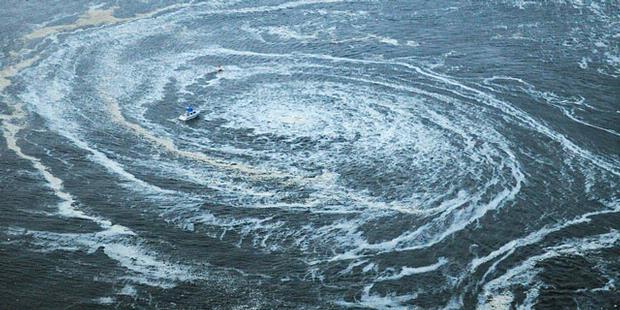 Jepang Catat Tsunami Setinggi 1 Meter