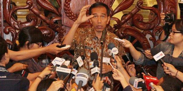 Jokowi: Saya Manusia Biasa