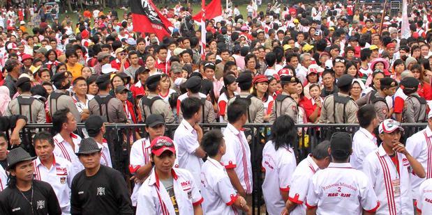 2207377 suasana kampanye minahasa 620X310 Minahasa Pilih Pemimpin Baru di 12 12 2012
