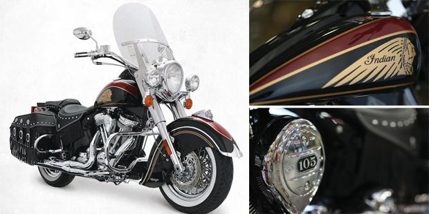Sepeda motor indian pertama di era baru for Motor inn spirit lake ia