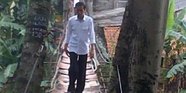 Setelah Jokowi dan Dede, Kini Giliran Nur Mahmudi