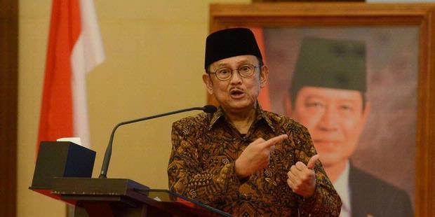 Pemerintah Malaysia Desak Zainuddin Minta Maaf ke Habibie