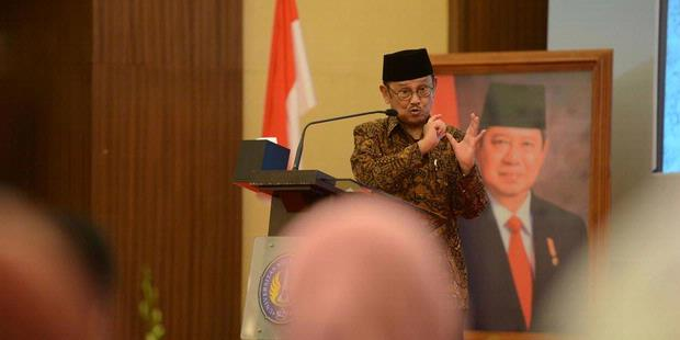 Hina Habibie, DPR Minta Klarifikasi ke PM Malaysia