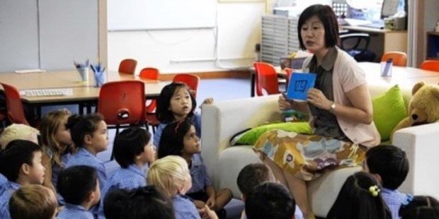 Pendidikan Asia Nomor Satu di Dunia