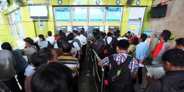 Tiket Kereta Api Murah Jakarta Malang