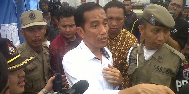 Diunggulkan Jadi Capres, Jokowi Pilih Fokus Urusi Jakarta