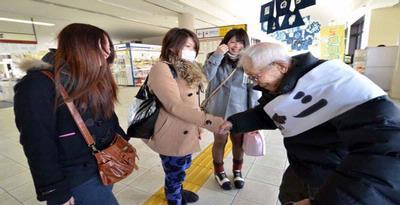 0700086 ryokichi kawashima p Kakek 94 Tahun Bobol Tabungan Pemakaman untuk Biaya Caleg
