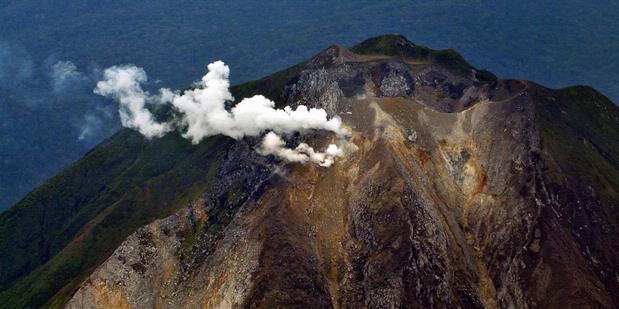 Pendaki Gunung Sinabung Harus Hati-hati