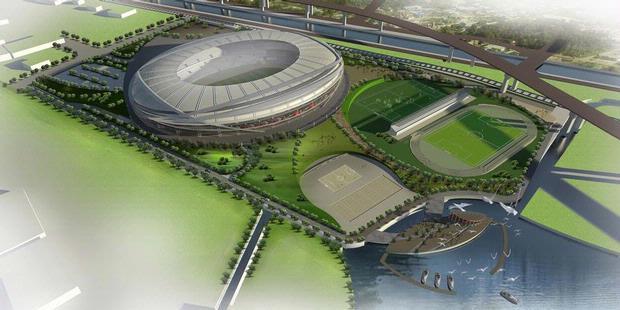 JAKARTA - BMW Park Stadium (50,000) - SkyscraperCity