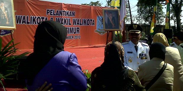Nama Walikota Jakarta Timur 2012