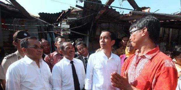 Jokowi : 2013 Kami Akan Ajukan 10.000 Sumur Resapan