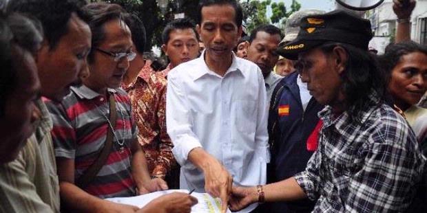 Jokowi Akan Cek Lokasi Penggusuran di Hang Jebat
