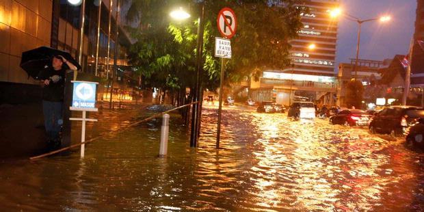 Ini Kata Jokowi soal Banjir Jakarta