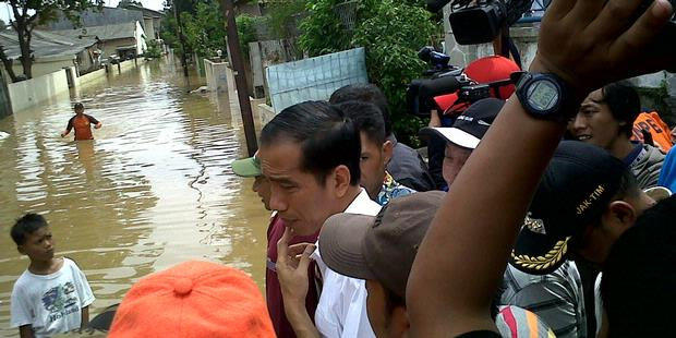 Basuki Rahasiakan Kebijakan Mengatasi Banjir