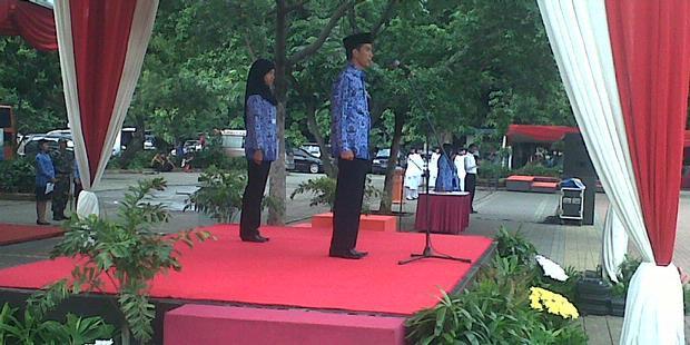 0813444 jokowi hari ibu 620X310 Jokowi Pimpin Upacara Peringatan Hari Ibu