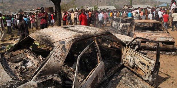0835564 serangan gereja nigeria 620X310 Gereja di Nigeria Kembali Diserang, 6 Tewas
