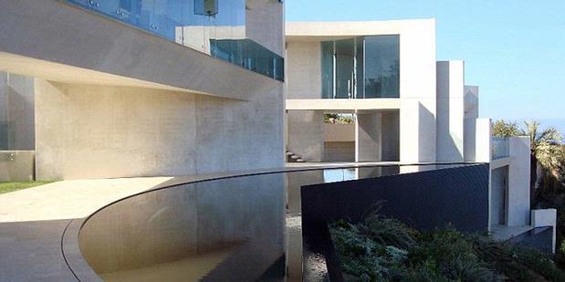 rumah kaca mewah desain rumah