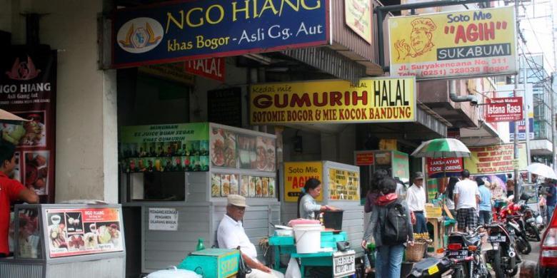 Ayo Berwisata Kuliner Dan Menginap Di Hotel Bogor