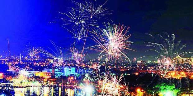 Sultra Gelar Parade Kapal Sambut Tahun Baru