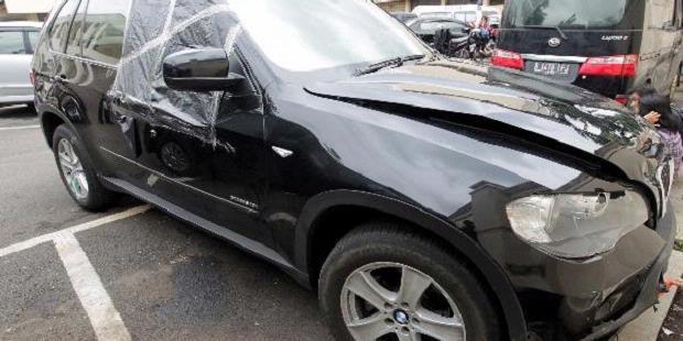 Masih Banyak Teka teki Seputar Kecelakaan BMW Maut