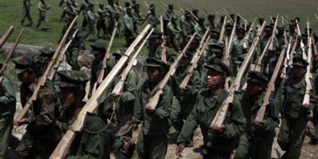Tentara Pembebasan Kachin Kehilangan Pos Penting