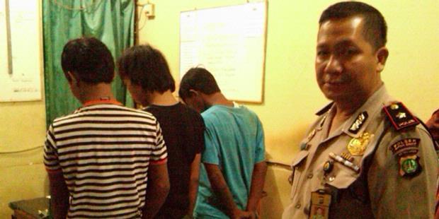 0655046 kronologis penusukan polisi di pondok kopi 620X310 Kapolres Jaktim: Penusuk Polisi Melakukan Aksinya dengan Sadar