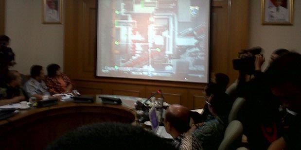 Jokowi Bantah Terowongan Multifungsi Proyek Dadakan