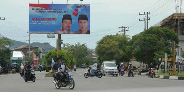 Pro-Kontra Duduk Mengangkang di Lhokseumawe-Aceh