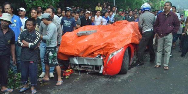 Mobil Listrik Dahlan Iskan Dibongkar Tanpa Didampingi Pembuatnya