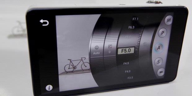 samsung android camera
