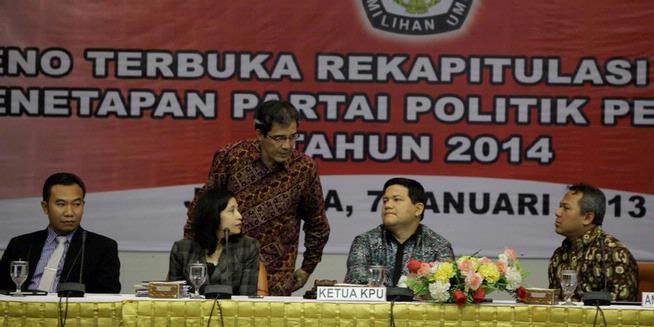 KPU dan Parpol Senayan Dianggap Kongkalikong Gembok PKPI