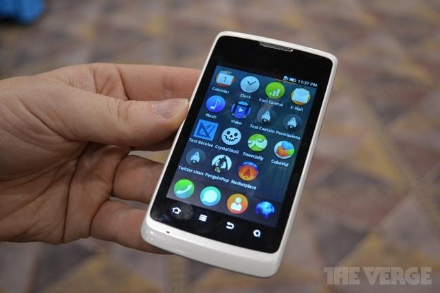 Inilah OS Ponsel Keluaran Firefox
