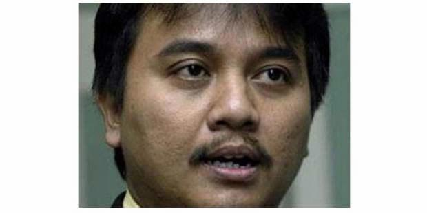Presiden: Roy Suryo, Menpora Baru