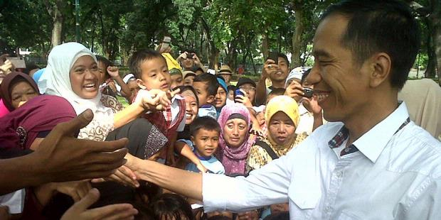 "Jokowi: Yang Utama, ""Trust"" dari Masyarakat"