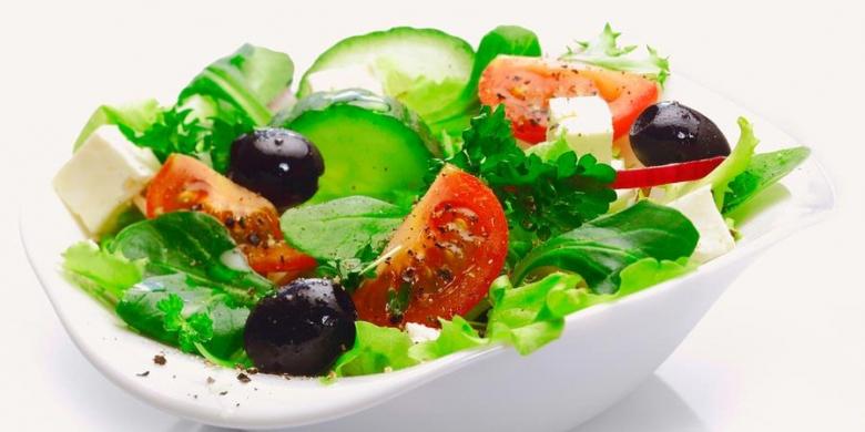 Pola Makan Vegetarian Minimalkan Risiko Kanker
