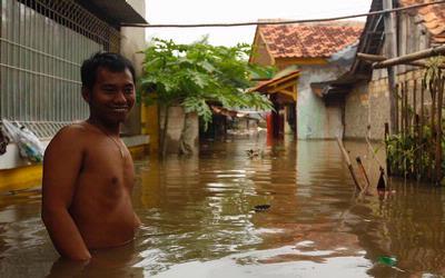Banjir Paling Parah, Jakarta Barat