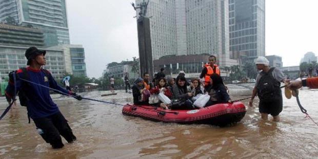 """Diprediksi, 27 Januari Jakarta """"Tenggelam"""""""