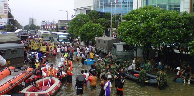 Inilah Pemicu Banjir Besar di Pluit
