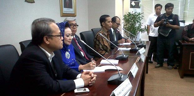 Jokowi Setuju Wacana Pemindahan Ibu Kota