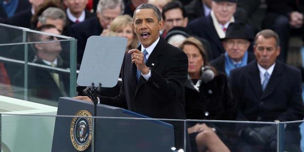 Obama Janji Bangun Persekutuan Kuat, Bukan Perang Berkepanjangan
