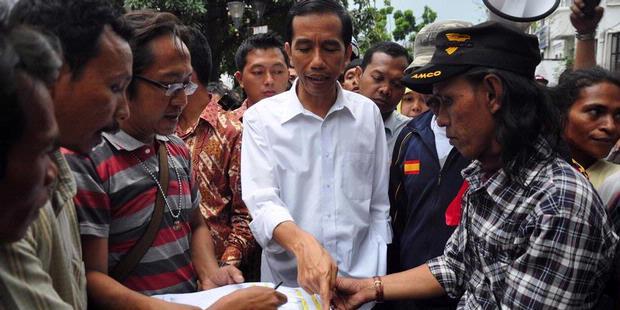 Lebih dari 2 Juta Percakapan soal Jokowi di Twitter