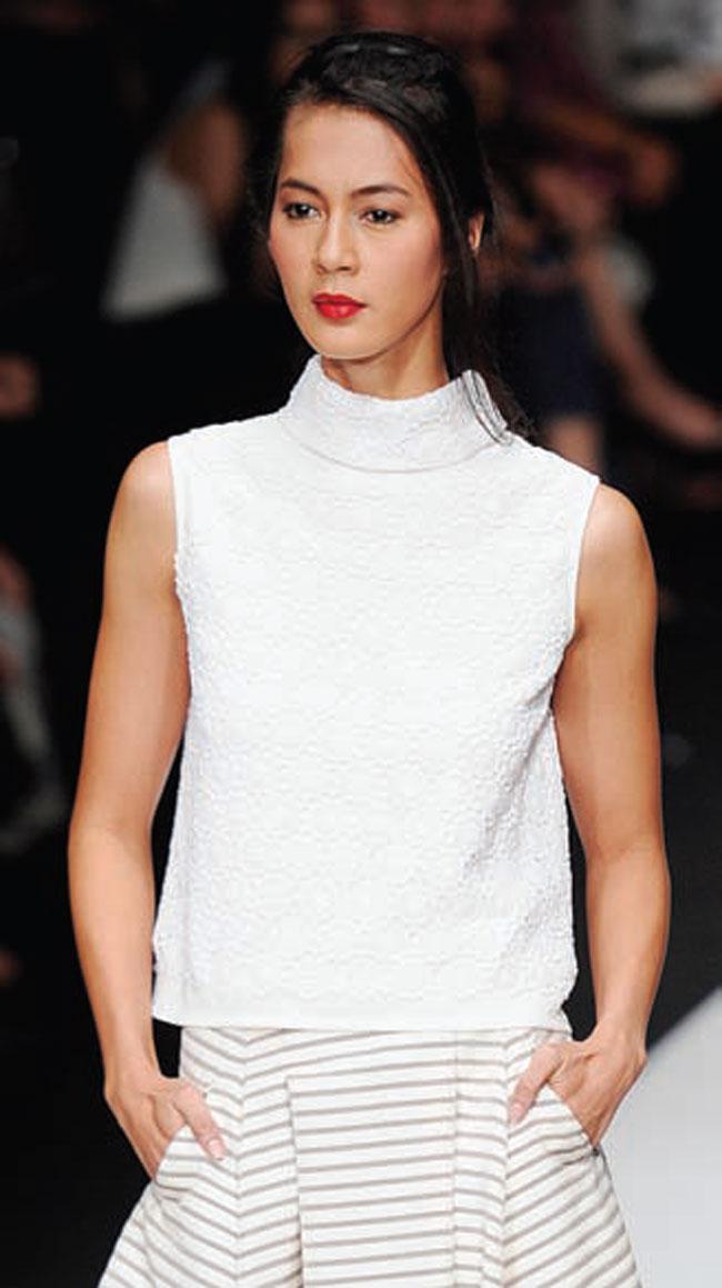 Paula Verhoeven, Model Indonesia yang Pernah Kelebihan Berat Badan