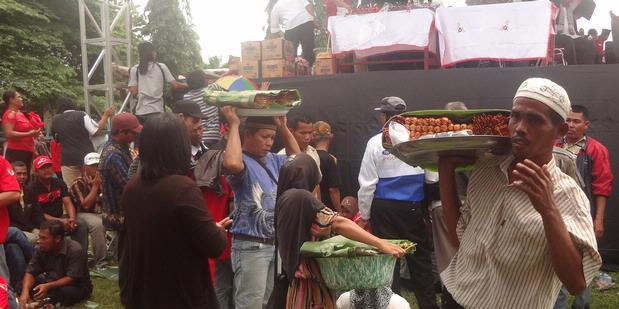 "Megawati ""Kok mau rakyat di bodohi terus"""